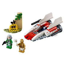 Load image into Gallery viewer, LEGO Star Wars Rebel A-Wing Starfighter 75247