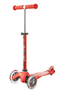 Micro Mini Deluxe Red Scooter