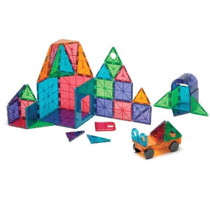 Magna-Tiles 48 Pc Clear Colors