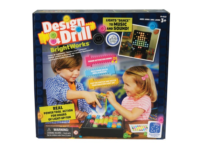 Design & Drill Bright Works