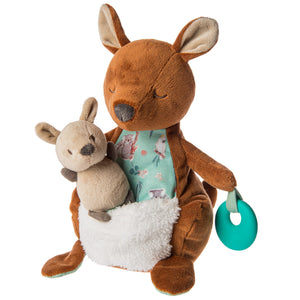 Down Under Kangaroo Activity Toy - 9 Inch