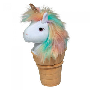 Ice Cream Unicorn Macaroon