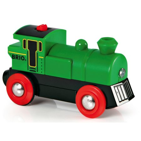 Battery Powered Engine Brio