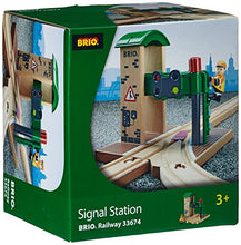 Load image into Gallery viewer, Signal Station - Brio Railway