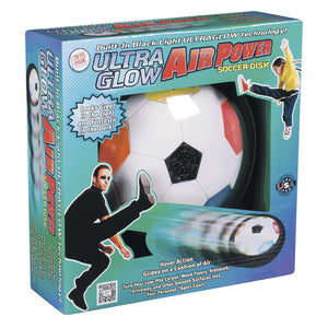 Ultra Glow Air Power Soccer Dis