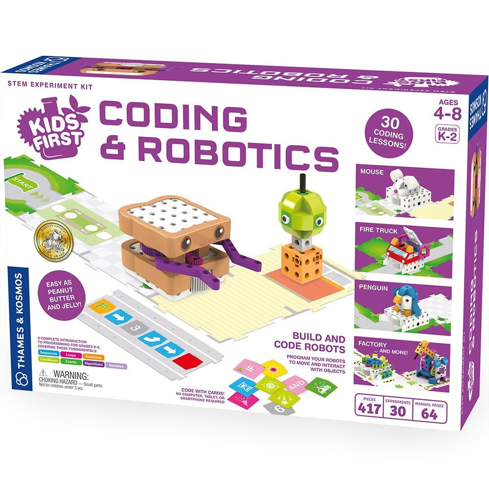 Coding and Robotics Kids First