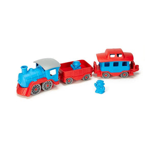 Green Toys Train Blue/Red
