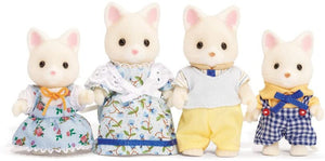 Silk Cat Family - Calico Critters