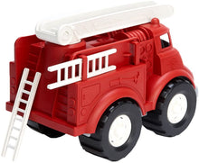 Load image into Gallery viewer, Green Toys Fire Truck