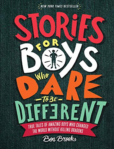 Stories For Boys Who Dare