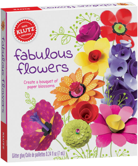 Klutz: Fabulous Flowers