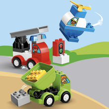 Load image into Gallery viewer, My First Car Creations Duplo
