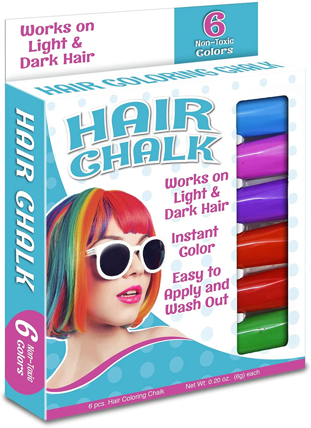 Kwik Stix Hair Chalk
