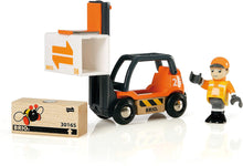 Load image into Gallery viewer, Brio Forklift 33573
