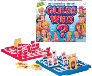 Guess Who - Winning Moves Classic Game