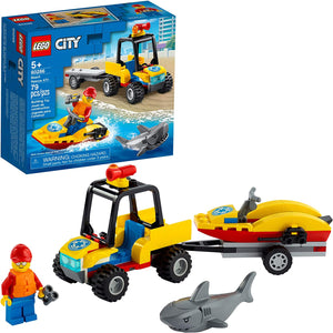 LEGO City Beach Rescue ATV 60286