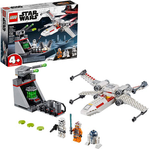 LEGO Star Wars X Wing Starfighter Trench Run 75235