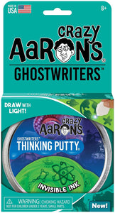 "4"" Invisible Ink Thinking Putty"