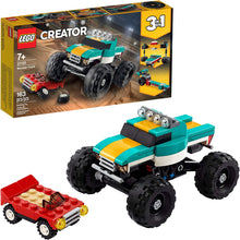 Load image into Gallery viewer, Lego Creator 3in1 Monster Truck 31101