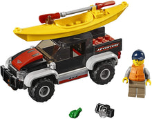Load image into Gallery viewer, LEGO City Great Vehicles Kayak Adventure 60240