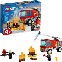 Load image into Gallery viewer, LEGO City Fire Ladder Truck  60280