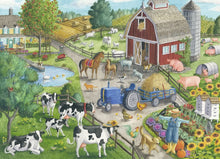 Load image into Gallery viewer, Ravensburger Home on the Range 60 Piece Puzzle 09640