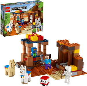 LEGO Minecraft The Trading Post 21167