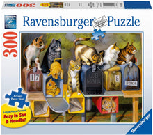 Load image into Gallery viewer, Ravensburger Cat's Got Mail