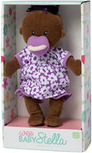 Load image into Gallery viewer, Wee Baby Stella Doll Brown