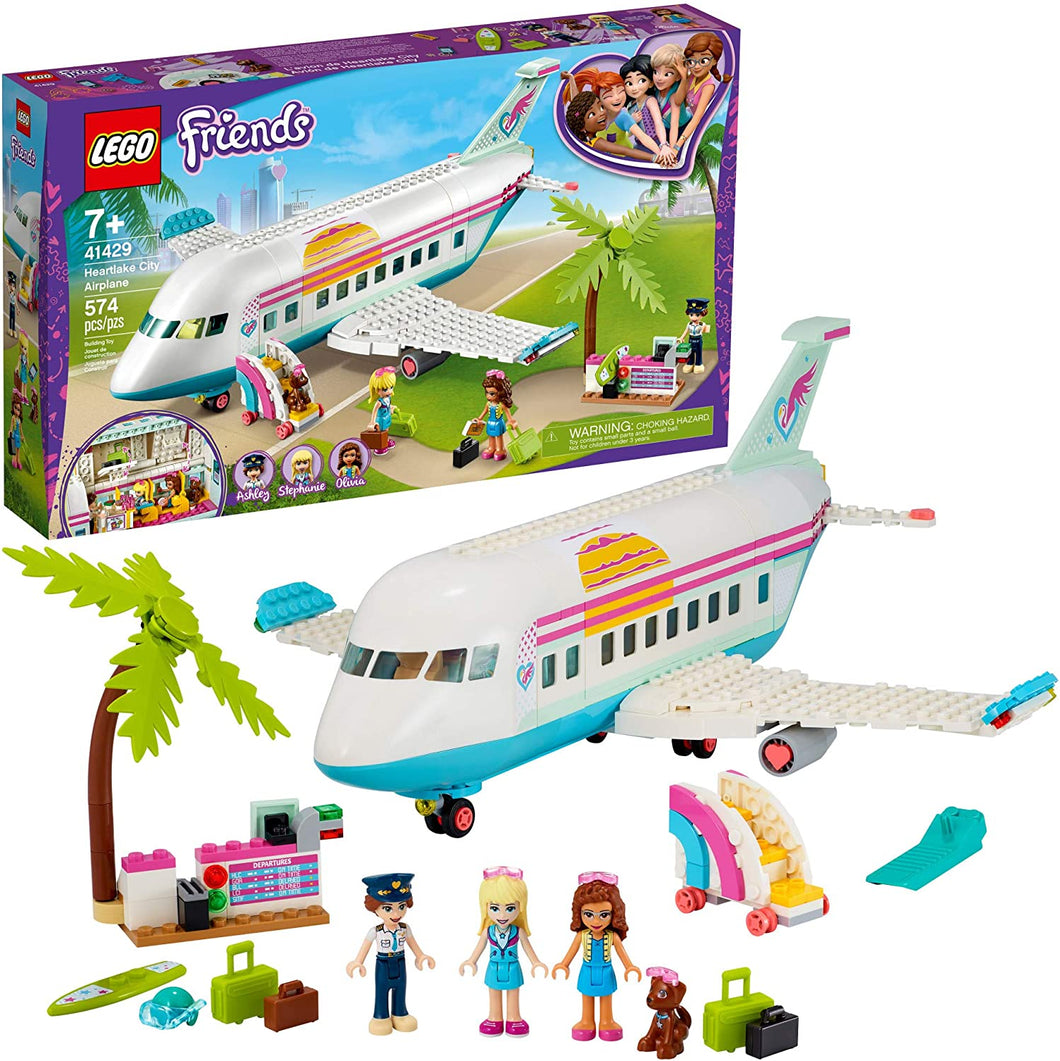 LEGO Friends Heartlake City Airplanes 41429