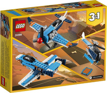 Load image into Gallery viewer, Lego Propeller Plane 31099