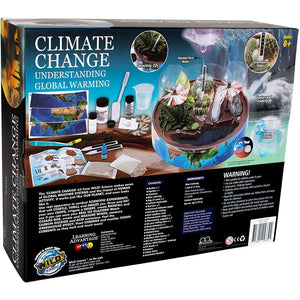 Climate Change - Wild Environmental Science