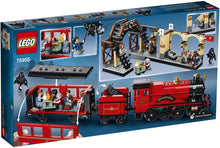 Load image into Gallery viewer, Harry Potter Hogwarts Express Train Set 75955