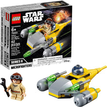 Load image into Gallery viewer, LEGO Star Wars Naboo Starfighter Microfighter 75223