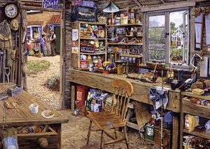 Ravensburger Dad's Shed