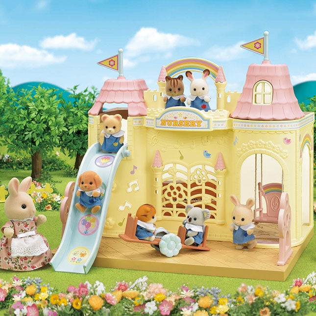 Baby Castle Nursery - Calico Critters