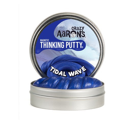 Tidal Wave Magnetic Thinking Putty