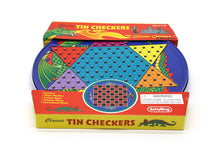 Load image into Gallery viewer, TIN CHINESE CHECKERS