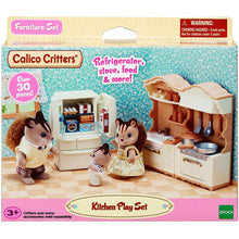 Load image into Gallery viewer, Kitchen Play Set - Calico Critters