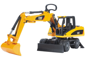 CAT Small Wheel Excavator