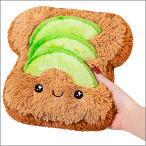 Avocado Toast Squishable - Large 15 Inch