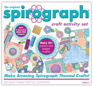 Spirograph Craft Activity Set