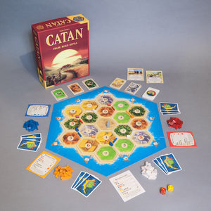 Catan - Trade Build Settle