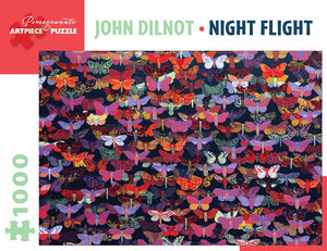 Night Flight 1000 Piece