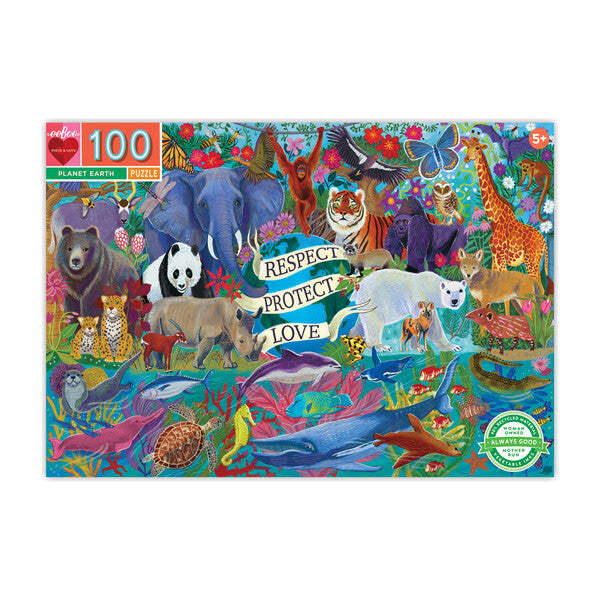 Planet Earth 100 pc