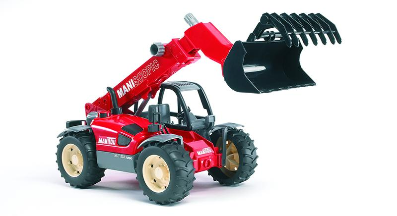 Manitou Telescopic Loader MLT