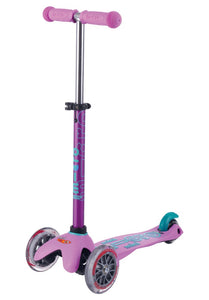 Kickboard USA Lavender Deluxe Mini Scooter