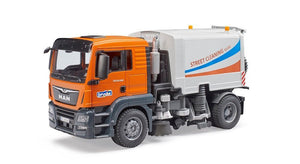 MAN TGS Street Sweeper
