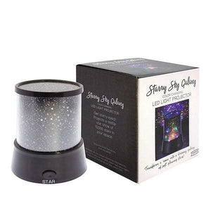 Starry Sky Galaxy LED Light Projector