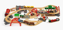 Load image into Gallery viewer, Deluxe Railway Set - Brio